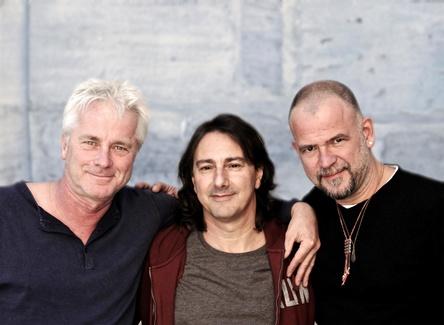 """Wieder mit """"Süden"""" unterwegs: Werner Schmidbauer, Pipo Pollina und Martin Kälberer (Bild: Backstage Promotion)"""