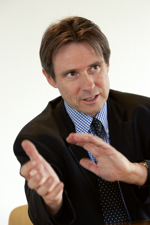 Bernhard Burgener