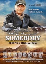 """Zwei Fäuste auf Deutschland-Tour: Der italienische Schauspieler Terence Hill präsentiert seinen neuen Film """"Mein Name ist Somebody"""" (Bild: KSM Cinema)"""