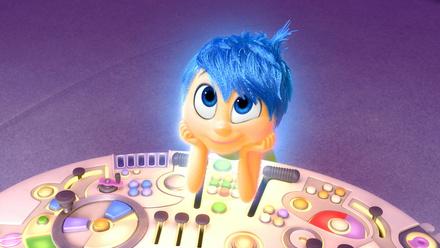 """Zweitbester Pixarstart aller Zeiten und doch nur Platz zwei: """"Alles steht Kopf"""" (Bild: Walt Disney)"""