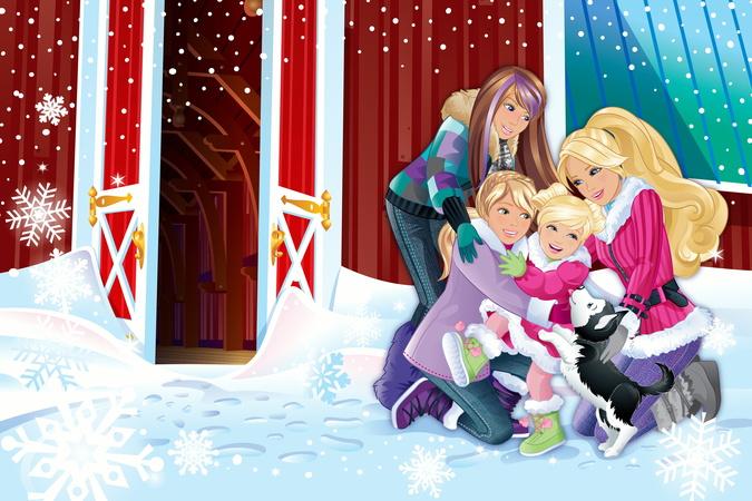 Videomarkt Video Barbie Zauberhafte Weihnachten Limited