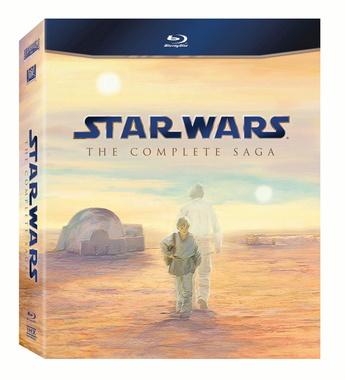 Star Wars: Complete Saga I-VI