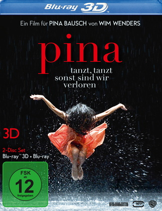 Pina - 3D Deluxe Edition