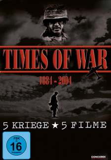 Times of War: 1881-2001 (Limited Edition, 5 Discs, Metallbox)