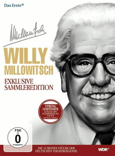 Willy Millowitsch - Exklusive Sammleredition (12 Discs)