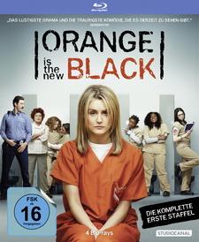 Orange Is the New Black - Die komplette erste Season (4 Discs)