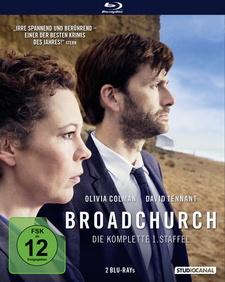 Broadchurch - Die komplette 1. Staffel (2 Discs)