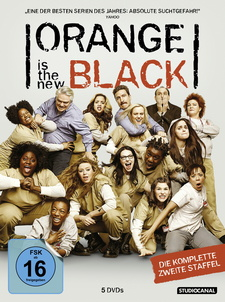 Orange Is the New Black - Die komplette zweite Staffel (5 Discs)