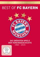 Best of FC Bayern München 1965 - 2015 (6 Discs)
