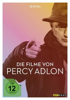 Die Filme von Percy Adlon (10 Discs)