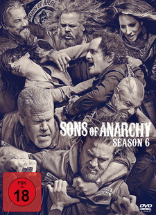 Sons of Anarchy - Season 6 (5 Discs)