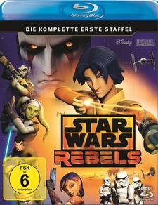 Star Wars Rebels - Die komplette erste Staffel (2 Discs)