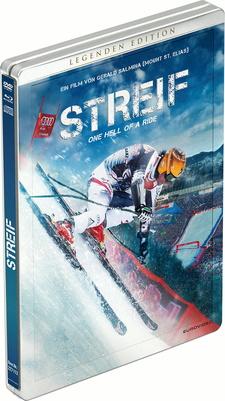 Streif - One Hell of a Ride (Legenden Edition, 3 Discs, Steelbook)