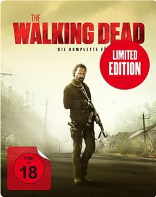 The Walking Dead - Die komplette fünfte Staffel (Limited Edition, Steelbook, 6 Discs)