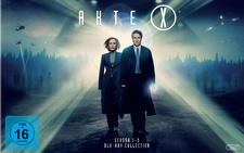 Akte X - Season 1-9, Blu-ray Collection