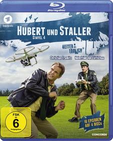 Hubert und Staller - Staffel 4 (4 Discs)