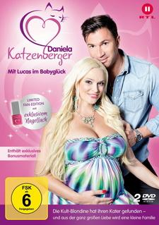 Daniela Katzenberger - Mit Lucas im Babyglück (2 Discs)