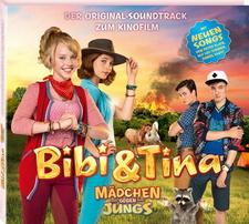 Bibi & Tina - Mädchen gegen Jungs - Der Original-Soundtrack zum Kinofilm 3