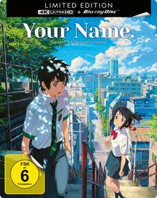 Your Name. - Gestern, heute und für immer (4K Ultra HD + Blu-ray, Limited Edition)