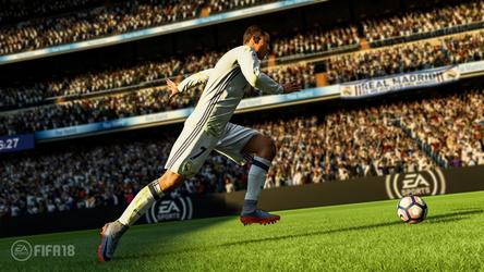 Liga offenbar bei FIFA 18
