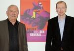 Paul Liwa und Uwe Schwentker 2010 beim Fest zum 50-jährigen Bestehen