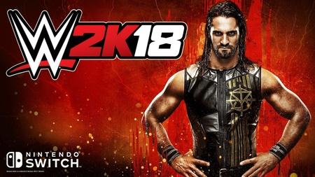 WWE 2K18 erscheint für Nintendo Switch