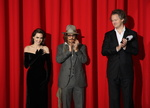 Topstars in Berlin: Angelina Jolie, Johnny Depp und Florian Henckel von Donnersmarck