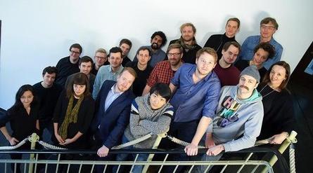 Die Stipendiaten 2017 des Mediengründerzentrums NRW