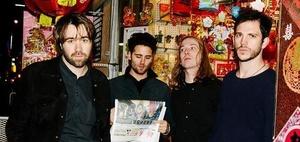 """Präsentieren ihr neues Album """"English Graffiti"""" zu ersten Mal auf einer Schweizer Bühne: The Vaccines"""