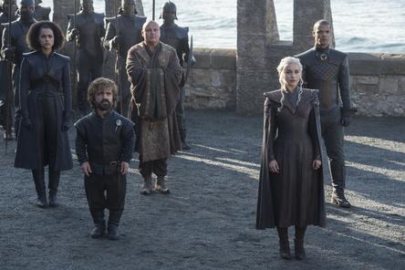 """Unter den Amazon-Vorbestellungen herrscht eine gleichbleibend hohe Nachfrage nach der DVD zur siebten Staffel von """"Game of Thrones"""""""