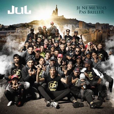 """Rapalbum der Woche: """"Je Ne Me Vois Pas Briller"""" von Jul"""