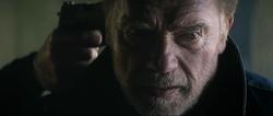 "Arnold Schwarzenegger in ""Vendetta"""