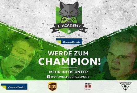 VfL Wolfsburg startet Wolves E-Academy für eSportler
