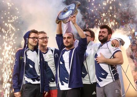 Dota 2 - Deutscher Kapitän KuroKy gewinnt WM, erfolgreichster E-Sportler aller Zeiten