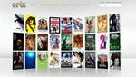 Dritte Plattform von Epix: EpixHD.com