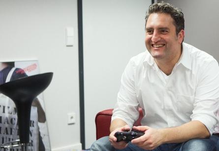 Stephan Steininger, Chefredakteur GamesMarkt, zum Zusammenschluss von BIU und GAME