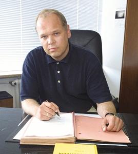 Streiten weiter f�r die Rechte der Kreativen: Jens Schippmann ...