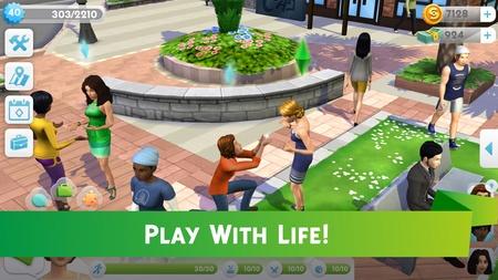 Die Sims Mobile angekündigt