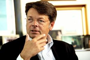 Will nun mehr als f�nf Millionen Euro von der CNG einfordern: DEAG-Chef Peter Schwenkow