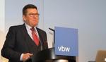 Franz Josef Pschierer, Staatssekretär im Bayerischen Staatsminsiterium für Wirtschaft und Medien