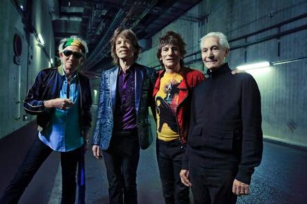 """Erfolgreich mit ihrer """"No Filter""""-Tour: die Rolling Stones"""