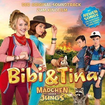 """Leistet chartshistorisch Rares: das Album zum aktuellen """"Bibi & Tina""""-Film"""