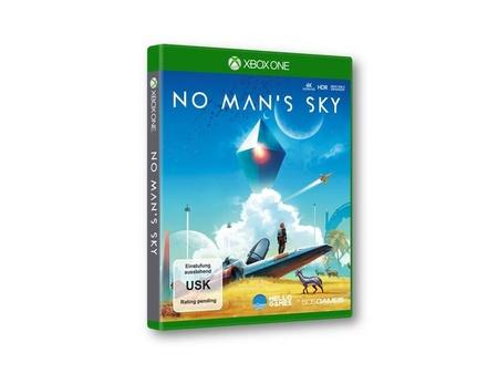 No Man's Sky - Erscheint im Sommer für die Xbox One