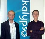 Kalypso-F�hrungsduo: Simon Hellwig (l.) und Stefan Marcinek