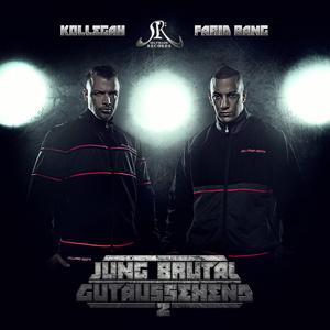 """Von der Bundespr�fstelle als jugendgef�hrdend eingestuft: """"Jung brutal gutaussehend 2"""" von Kollegah & Farid Bang"""