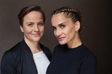 Wollen Musiker und Markenpartnerschaften verknüpfen: Nina Dreyer (links) und Sarah Desai