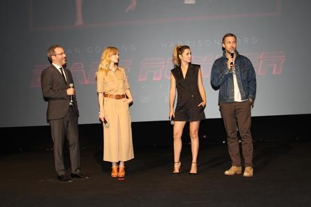 """Regisseur Denis Villeneuve hatte unter anderem seinen """"Blade Runner 2049""""-Star Ryan Gosling nach Barcelona mitgebracht"""