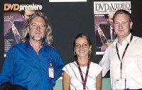 Geschäftspartner: (v.l.) Dieter Dierks, Hatice Aker und Uwe Geisenhanslüke (Sonopress)