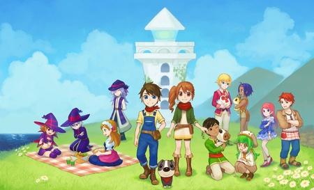 """""""Harvest Moon: Licht der Hoffnung"""" von Rising Star Games."""