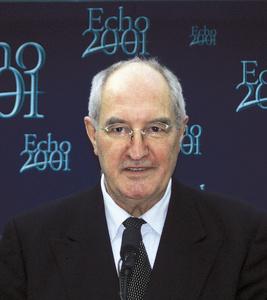 Im Alter von 76 Jahren verstorben: Werner Hay, hier beim Echo 2001